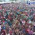 Tradicional Alvorada de Sítio do Quinto (BA) reuniu milhares de pessoas na cidade