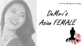 DeMo-i's Asian Female Models