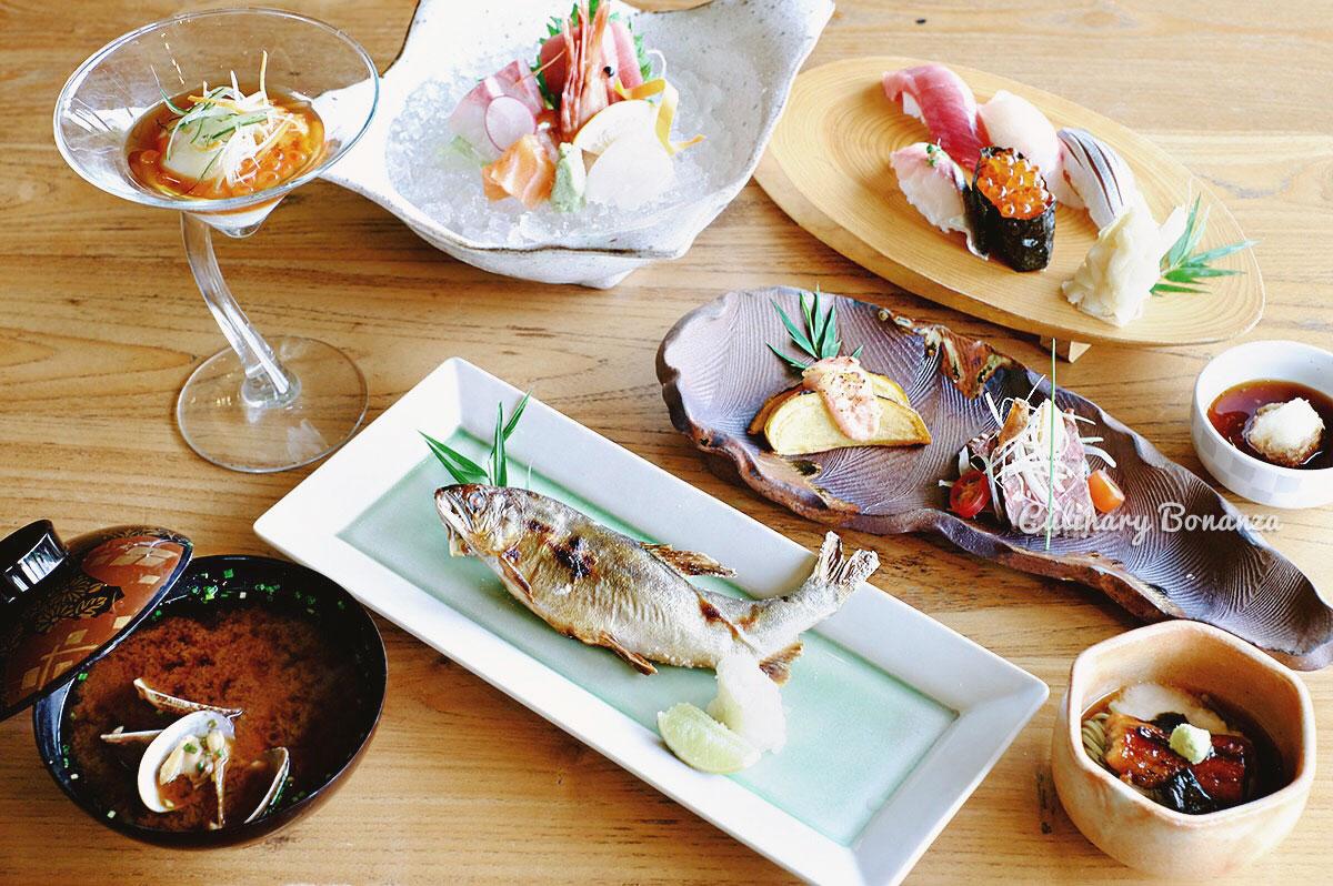 Takumi Robata & Sushi at Senayan Golf Club (www.culinarybonanza.com)