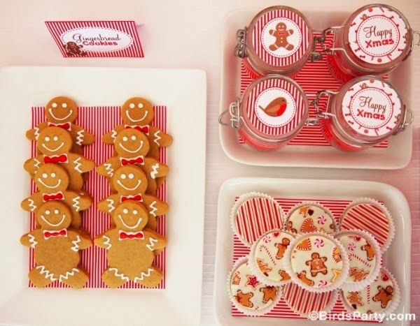 Christmas Candyland Candy Party Ideas and Desserts
