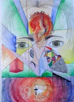 Demonio y autorretrato