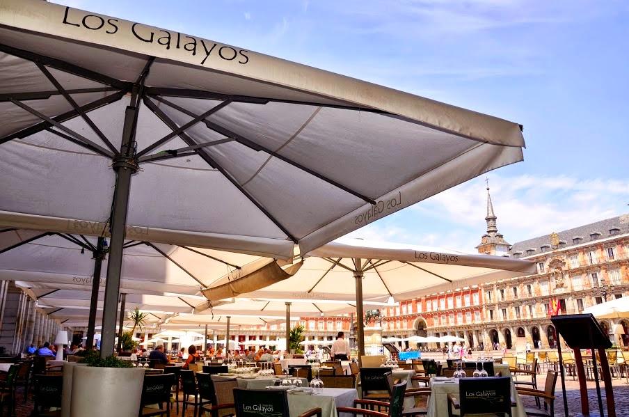 Restaurante LOS GALAYOS (1894)