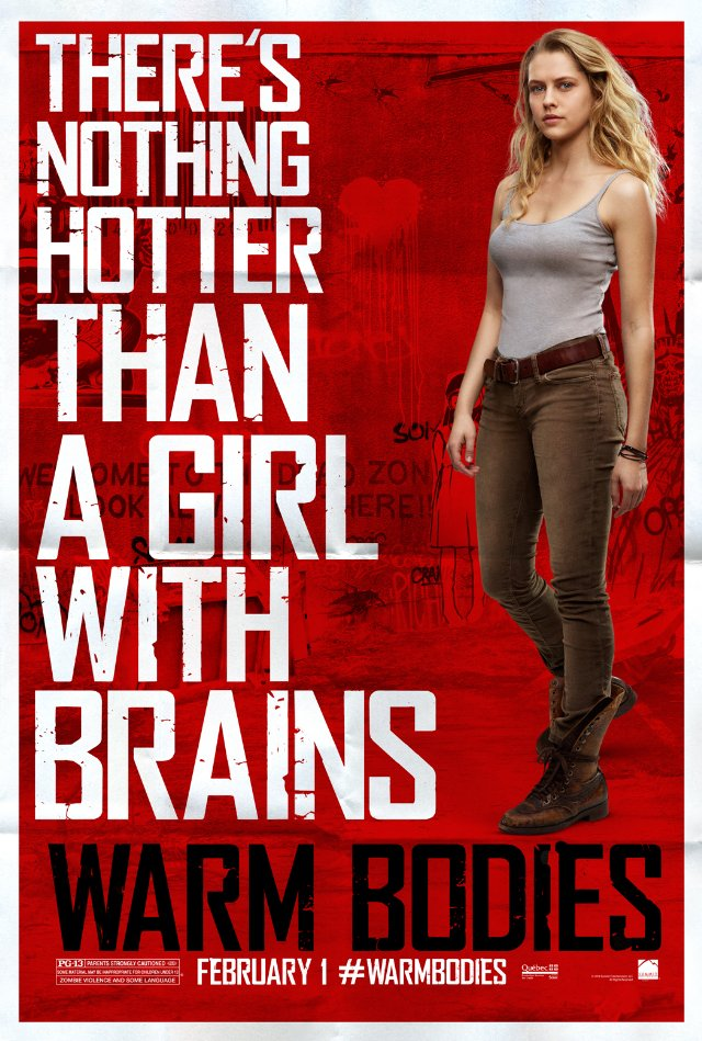 Warm Bodies 2013 Hindi dubbed mobile movie download hindimobilemovie
