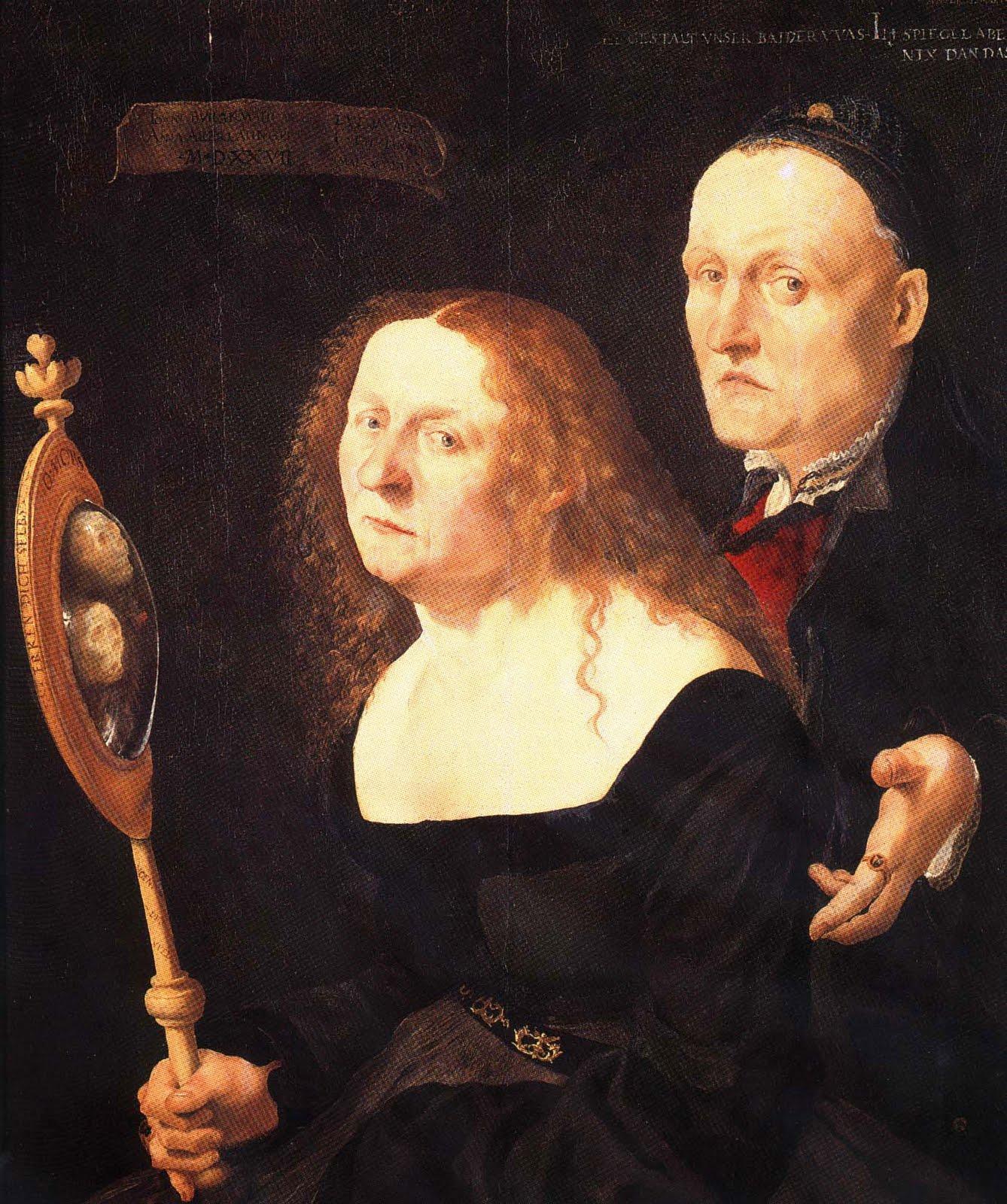Histoire de l 39 art dossiers le miroir la femme la for Au dela du miroir
