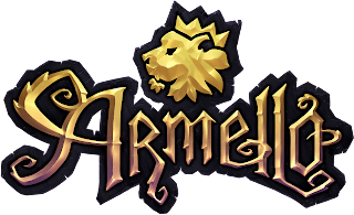 armello logo League of Geeks' Debut Title, Armello Press Release, Screenshots, & Trailer