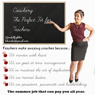income opportunities for teachers, summer income for teachers, teaching and coaching