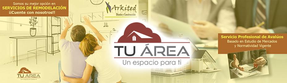 FINCA RAÍZ - Inmobiliaria Tu Área