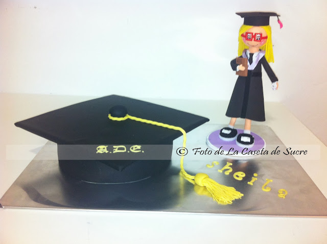 tarta licenciada