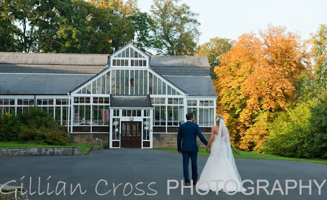 Hexham Winter Gardens Wedding