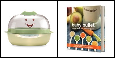Baby Bullet Steamer Cookbook
