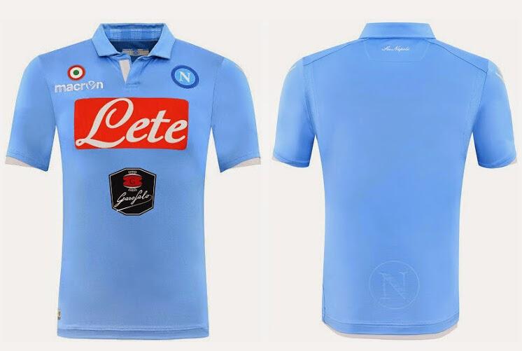 camisetas de futbol Napoli barata 3c7b49fbcdb