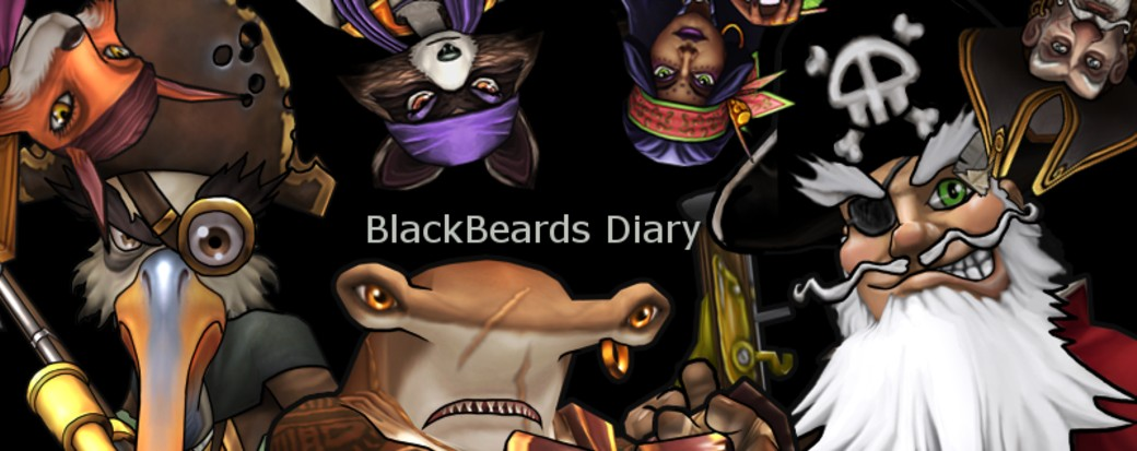 BlackBeards Diary