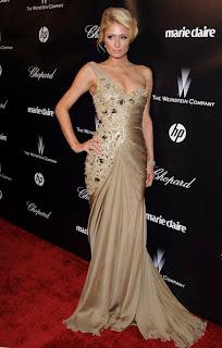 Paris Hilton Gece Elbiseleri