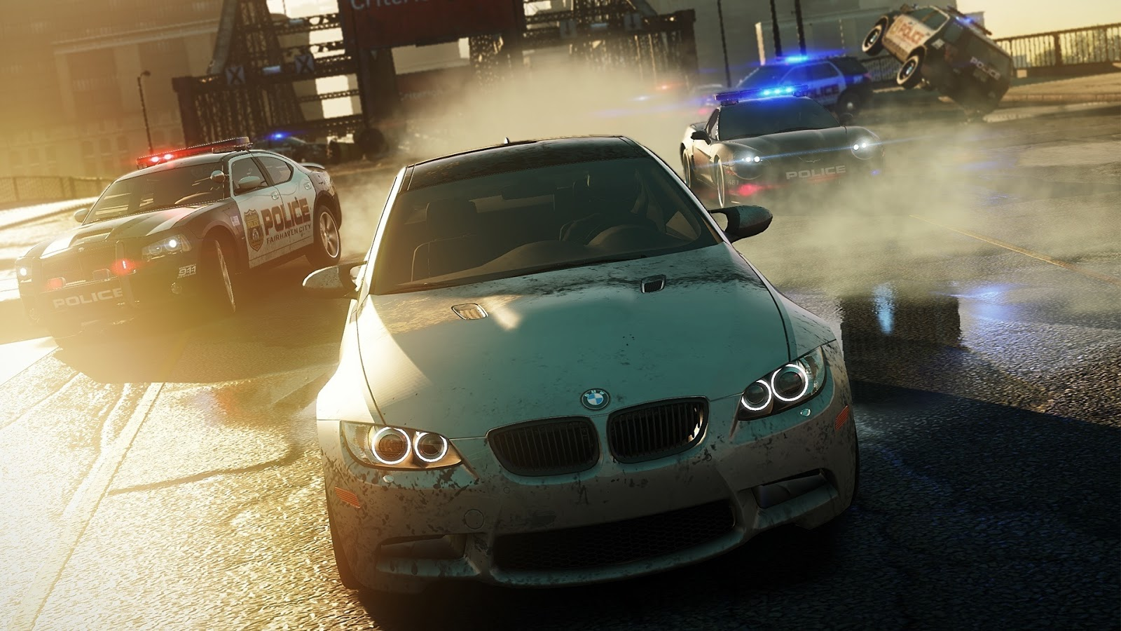 Need for Speed HD & Widescreen Wallpaper 0.859326108775938