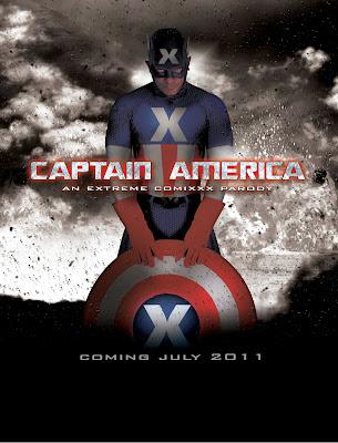 Captain America XXX - Captain America XXX An Extreme Comixxx Parody