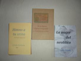 Libros publicados en Editorial Morella (años 2010/ 2011)