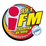 iFM Cagayan de Oro DXVM 99.1 Mhz logo