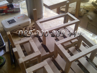 Pembuat Souvenir Pernikahan Dari Bambu
