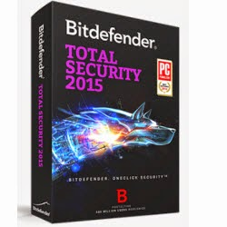 Free Bitdefender Total Security 2015 for 14 month