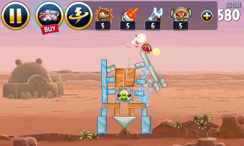 Angry Birds Star War 1.3.0 2013