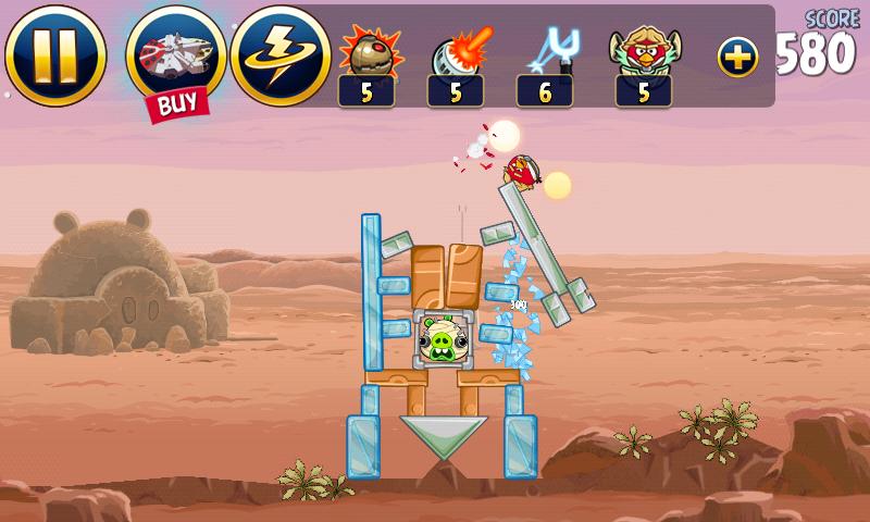 Angry Birds Star War 1.3.0 2013