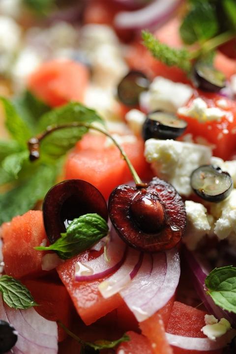 Le vendredi c 39 est retour vers le futur salade de past que for Vers de salade