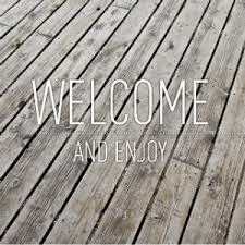 !WELCOME!