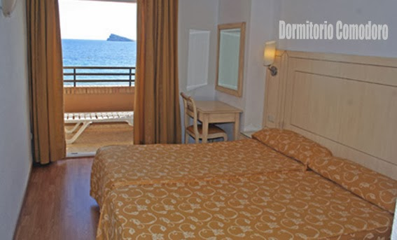 Hotel Les Dunes Comodoro - Benidorm