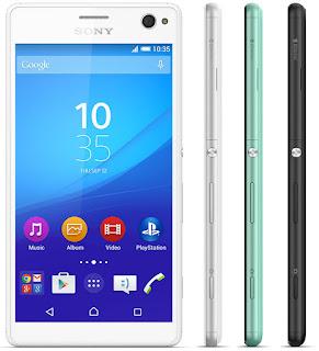 Harga dan Spesifikasi Sony Xperia C4 Terbaru