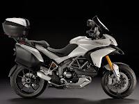 2012 Ducati Multistrada 1200S Touring Gambar Motor 3