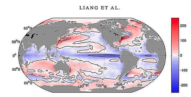 Arctic Iris Effect and Global Heat Flux