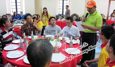 chief minister of malacca datuk seri mohd ali rustam