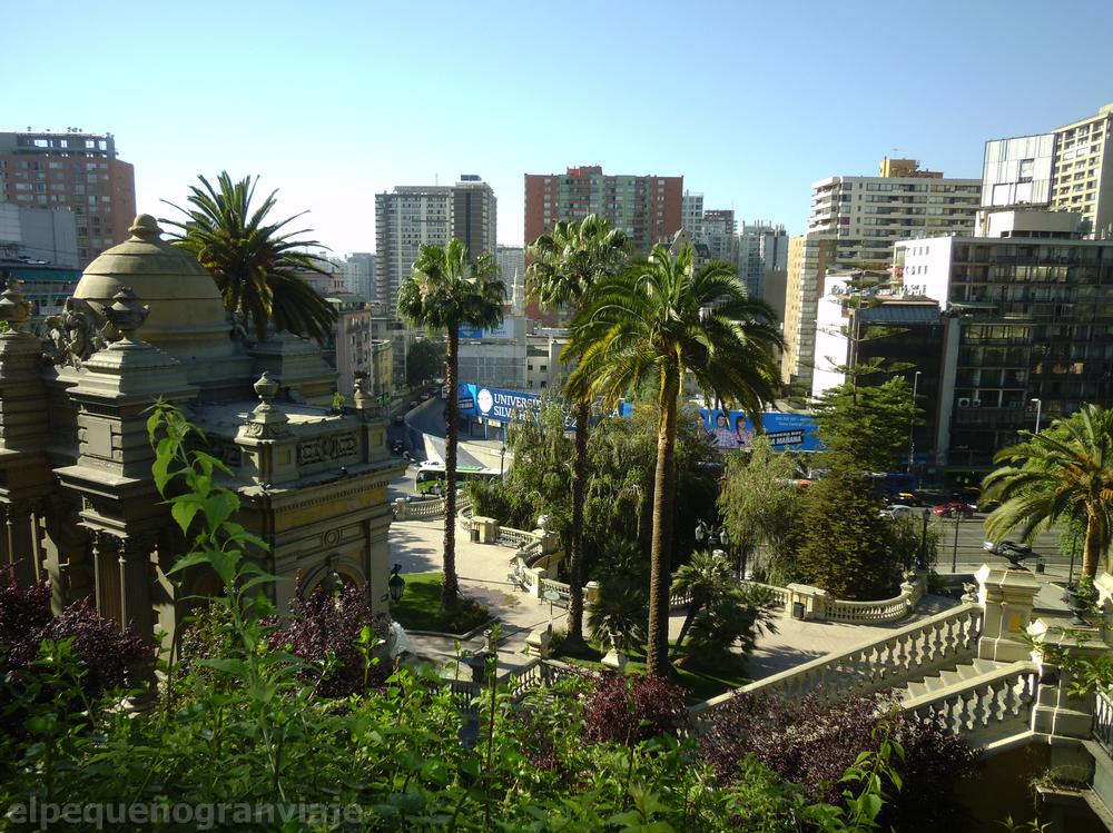 Santiago de Chile, Chile, vista