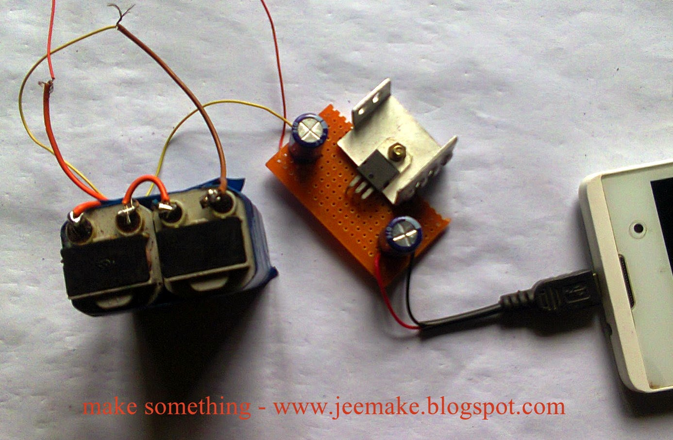 E E E PROJECTS AND INNOVATIONS How to make a mobile power