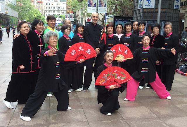 Shanghai 2016 (con Profesora jefe Yu Lin y alumnos)