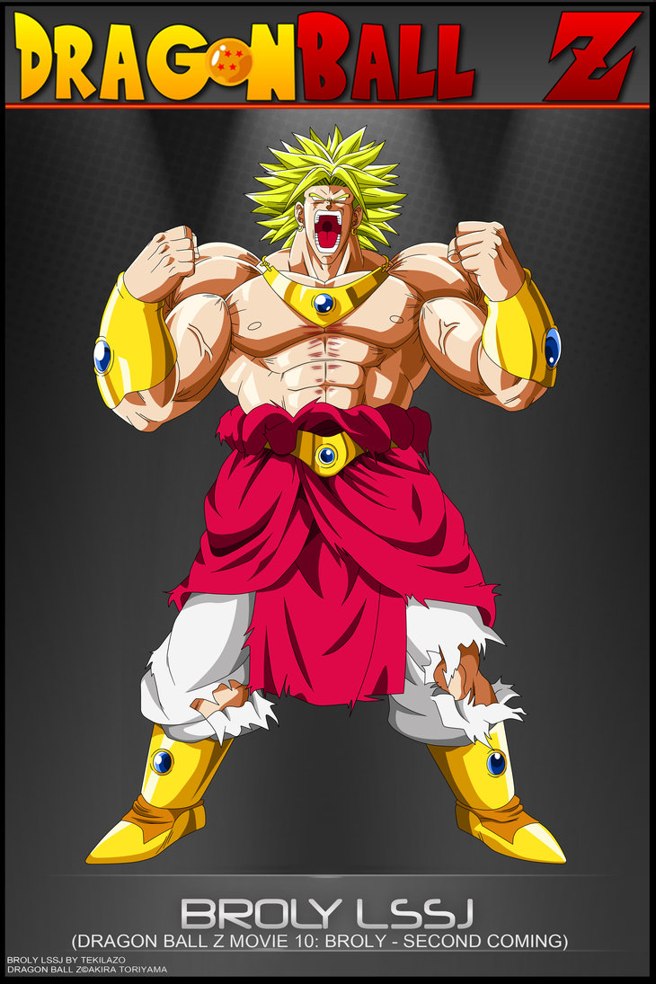 Dragon ball z wallpapers broly legendary super saiyan - Broly dragon ball gt ...