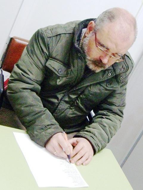 Luis Carlos Olea Calderón