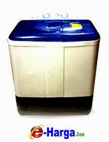 Harga Harga Mesin Cuci Fujitec Terbaru