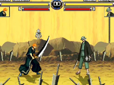 Free Download Games Naruto vs Bleach Mugen Full Version For PC