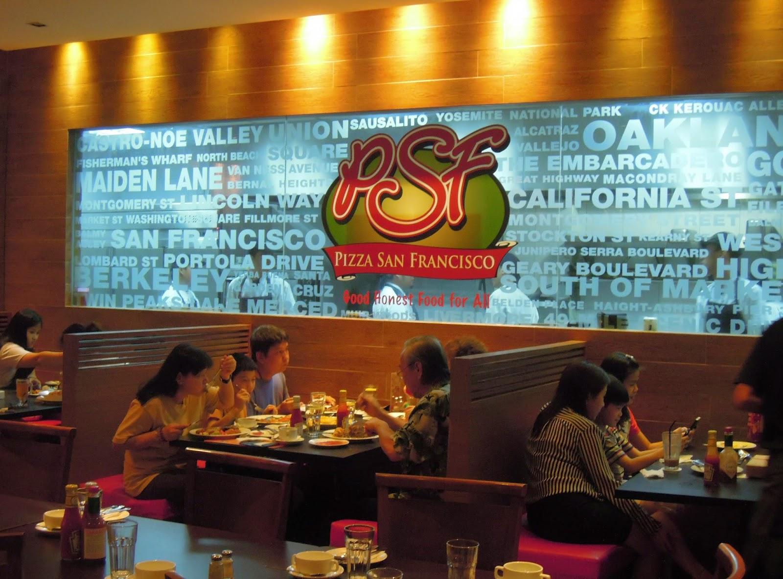 Dreamer~: Pizza San Francisco food review