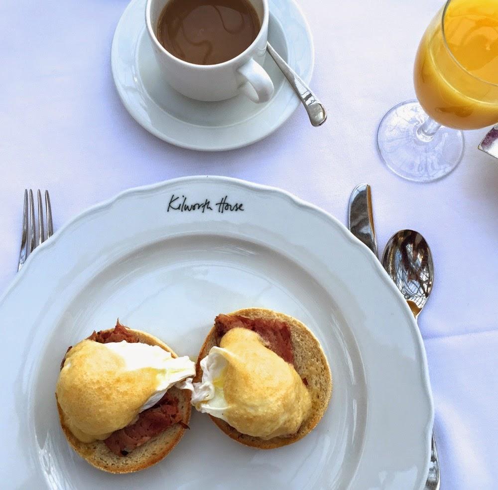 kilworth house hotel breakfast