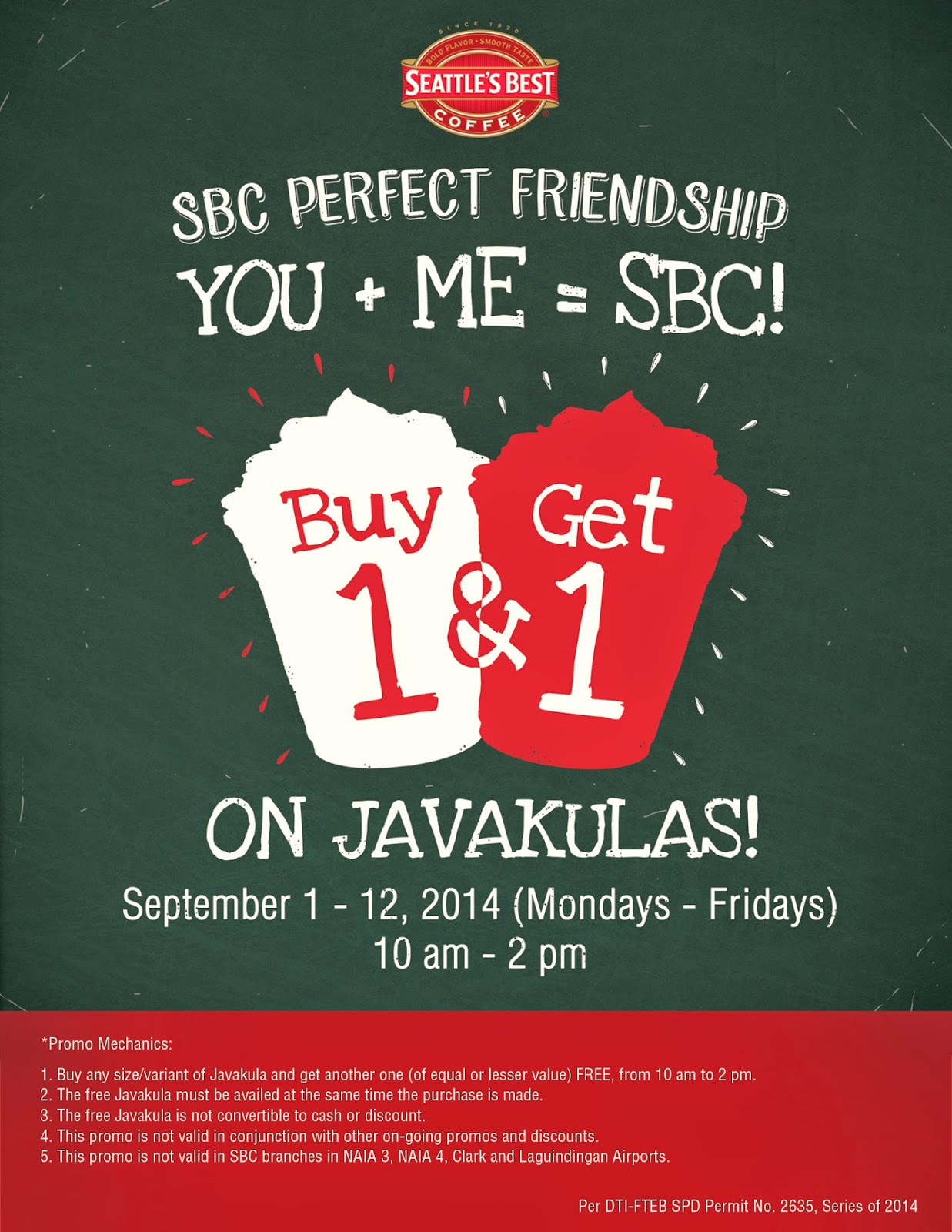 SBC poster promo
