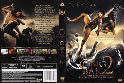 Ong Bak 2 La Leyenda Del Rey Elefante DVD