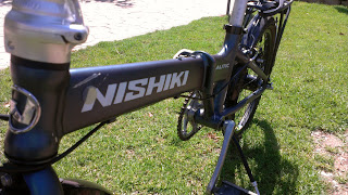Nueva en el foro Nishiki  Dahon Vitesse D5  con motor 24V 201rpm  Q85 delantero (actualizando) IMAG0856