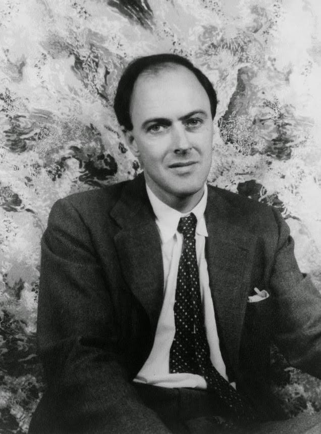 Photo of Roald Dahl: Source http://upload.wikimedia.org/wikipedia/commons/2/29/Roald_Dahl.jpg