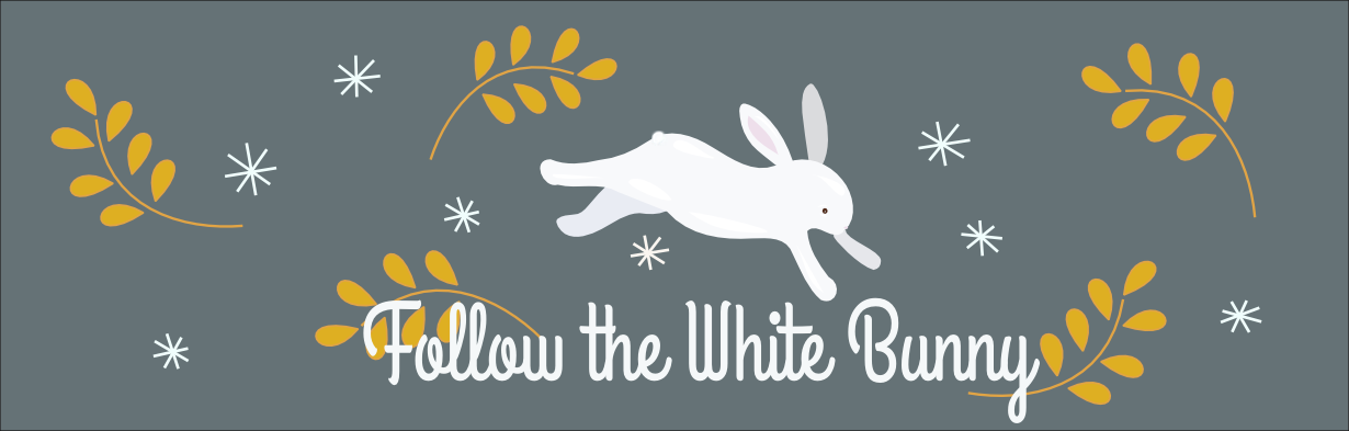 Follow the White Bunny