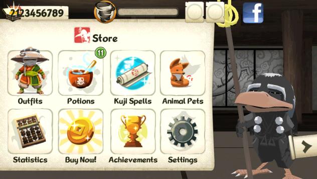 Mod Game Mini Ninjas V2.0.1 Apk