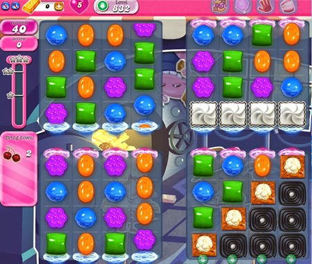 Candy Crush Saga 832