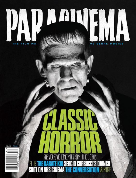 horror genre essays