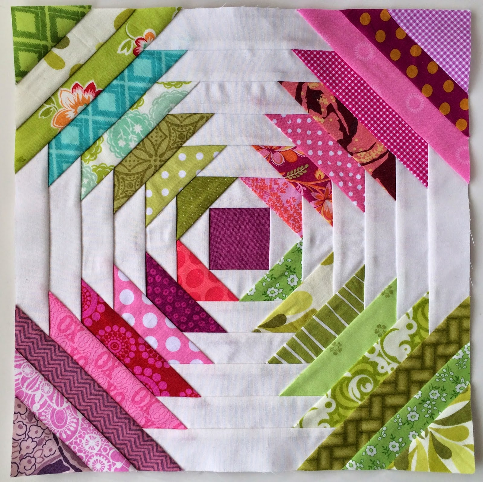 Gigi S Thimble Pineapple Block Paper Piecing Tutorial